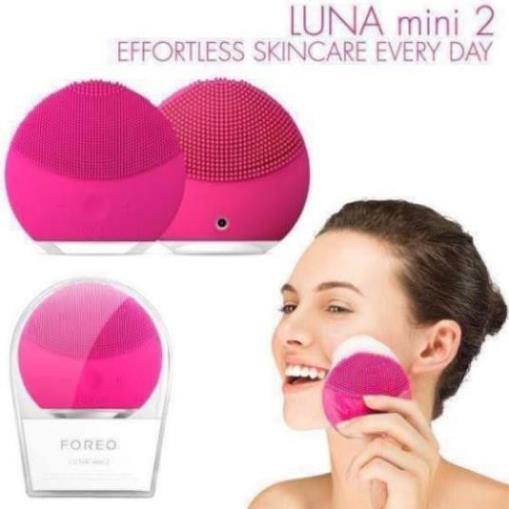 Máy rửa mặt Massage FOREO mini