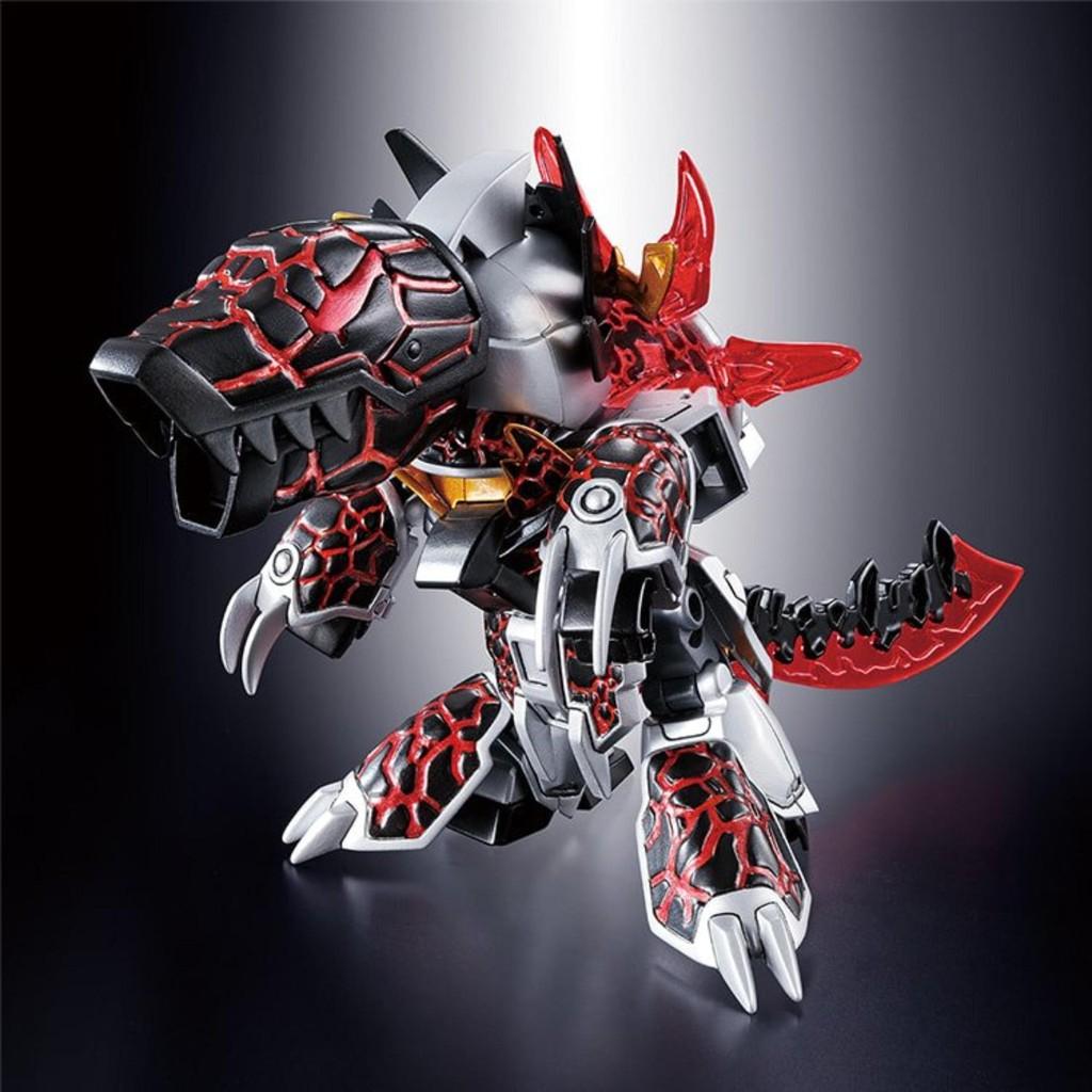 Đồ chơi Lắp ráp Mô hình Gundam Bandai SD BB Sangoku Soketsuden 06 Dong Zhuo (Providence Gundam)