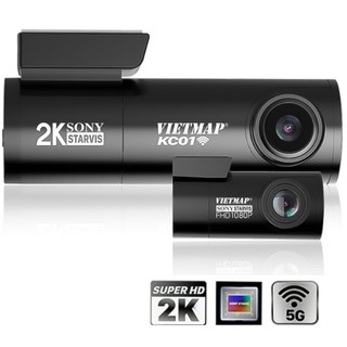 [Tặng Kèm Thẻ Nhớ 64Gb] Camera Hành Trình Vietmap KC01