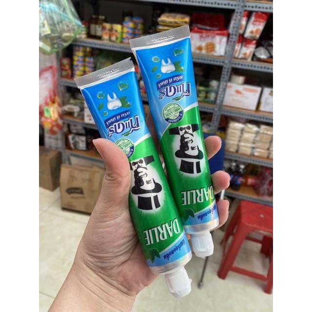 Kem đánh răng ông tây bạc hà Thái Lan,Chống ê Buốt và Viên Răng - Hộp 2 Tuýp