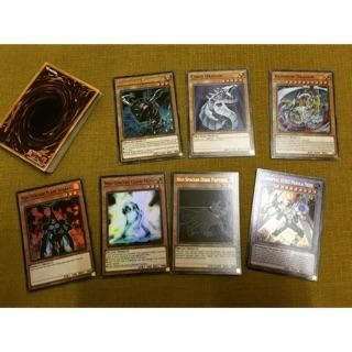 HOT!!! Bộ Bài Yugioh! Neo-Spacian và Cyber Dragon, Rainbow Dragon (40 Cards)