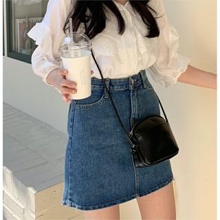 [XẢ KHO LẺ SIZE] Chân váy Jean Hàn Quốc