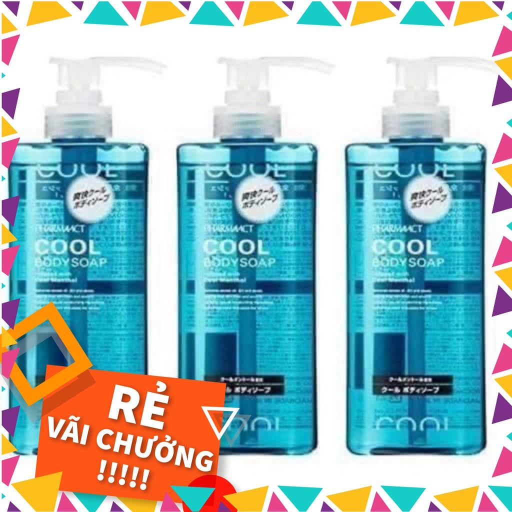 Sữa tắm Nam Cool Body Soap