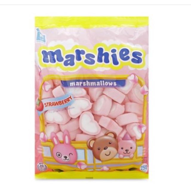 Kẹo xốp hương dâu Marshies 250g - 2534707 , 807467290 , 322_807467290 , 65000 , Keo-xop-huong-dau-Marshies-250g-322_807467290 , shopee.vn , Kẹo xốp hương dâu Marshies 250g