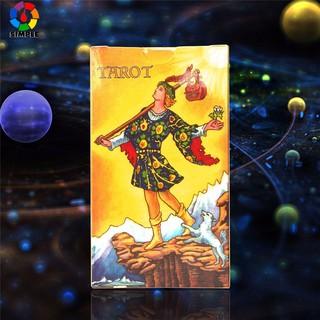 Radiant Rider Wait Tarot Cards English Edition Board Game Thẻ bài Rider Waite Tarot (Bài Gốc) thumbnail