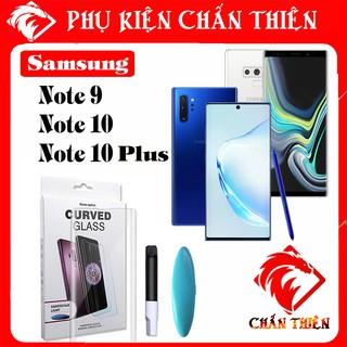 [FreeShip_50K] Kính Cường Lực SamSung Note 9 / Note 10 / Note 10 Plus Full Keo UV