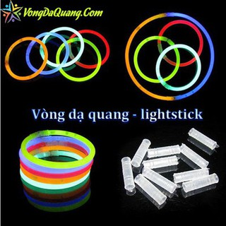 vòng dạ quang – que phát sáng lightstick