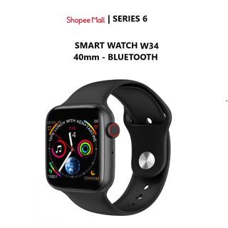 Đồng hồ thông minh , phiên bản smart wacht, W34 quản lý sức khoẻ, màn hình siêu nét
