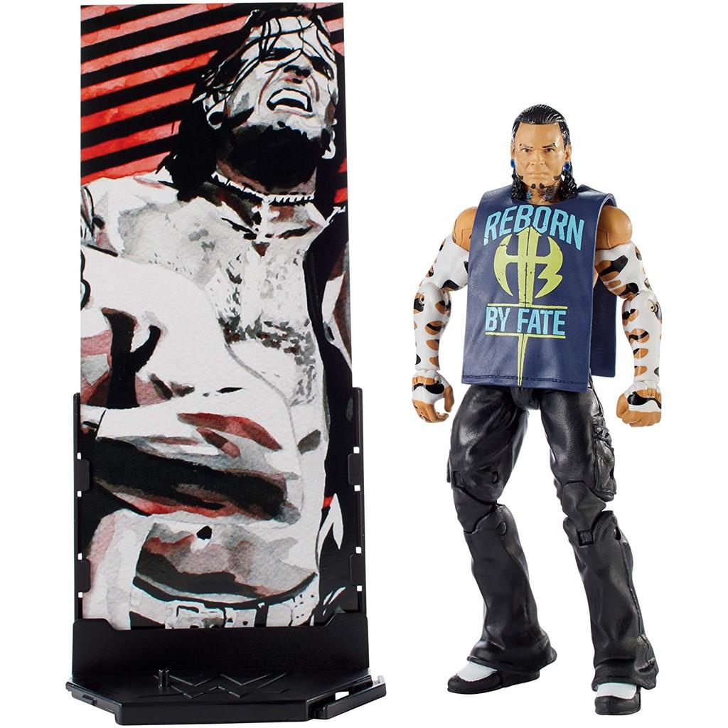 Mô Hình WWE Jeff Hardy - Không Hộp