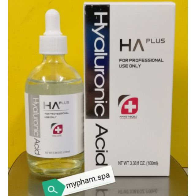 HA PLUS (Serum Cấp Ẩm) (100ml)
