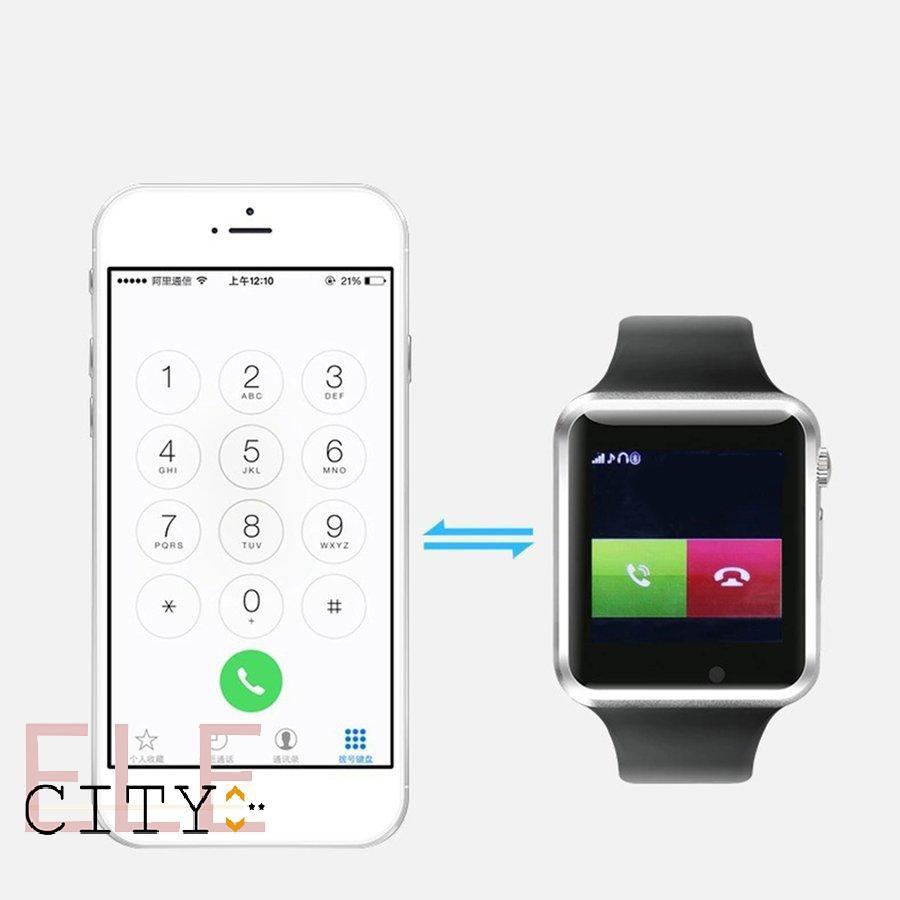 20ele) Đồng Hồ Thông Minh A1 2g Sim Tf Camera Chống Nước Gsm Phone Sms