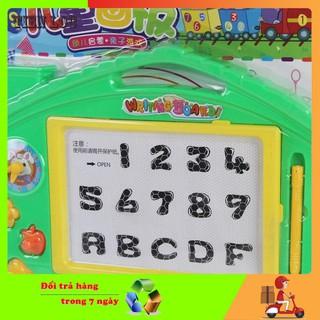 [SIÊU SIÊU RẺ] Bảng viết tự xóa thông minh cho bé tập viết LCC- 3