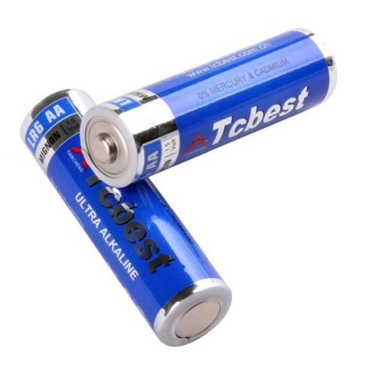 2 Viên Pin AA Akaline - TCbest