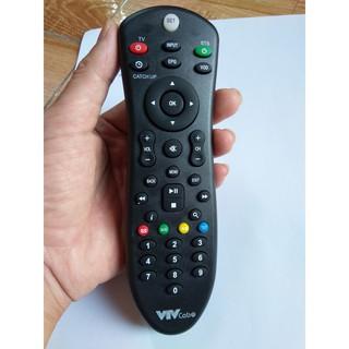 Remote Điều khiển đầu VTVcab _dùng cho đầu thu HD của VTVcab