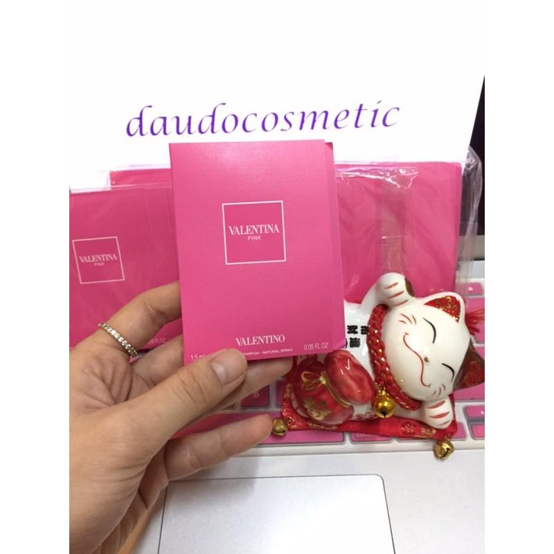 [ vial ] Nước hoa Valentino Valentina Pink EDP 1.5ml