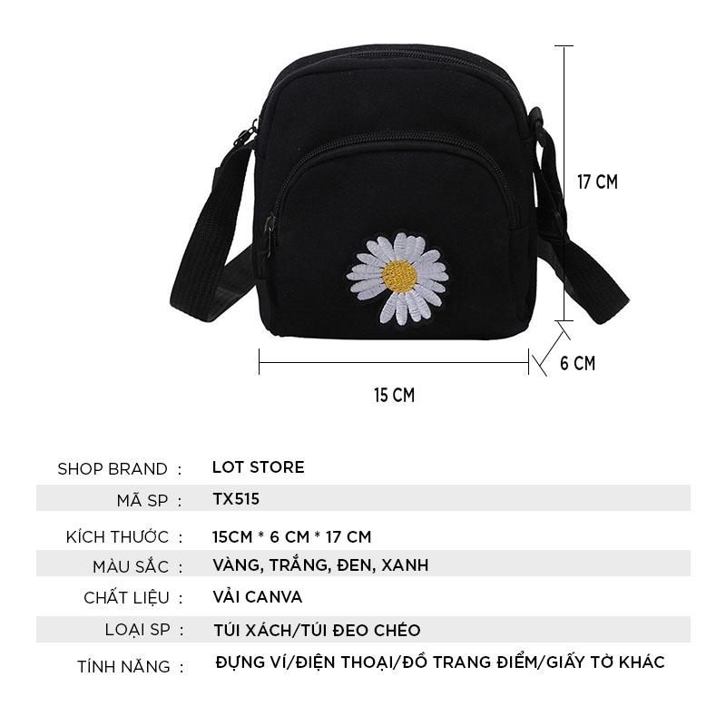 Túi xách nữ đẹp đeo chéo thời trang cao cấp giá rẻ TX515