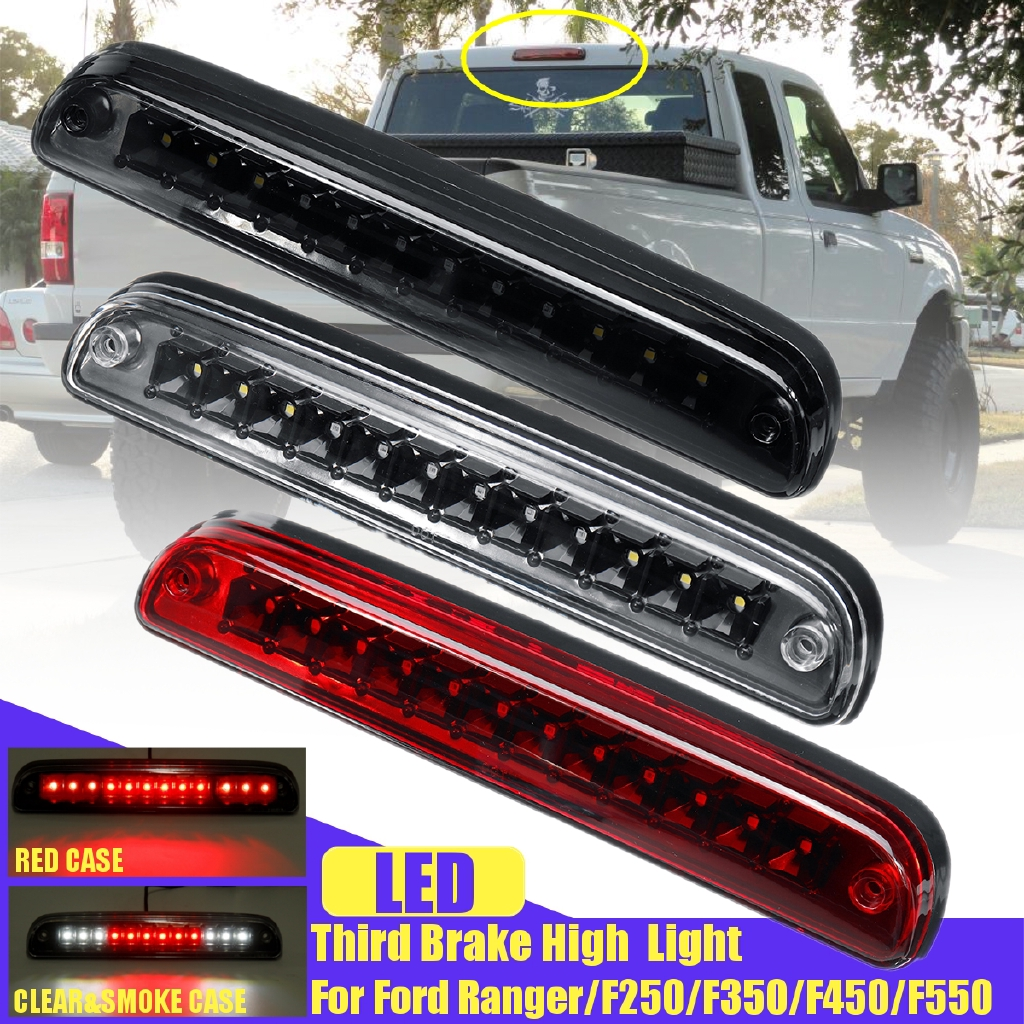 Rear  3rd High Stop Brake Light Lamp For Ford Ranger 1993-11 F250 F350 F450 F550