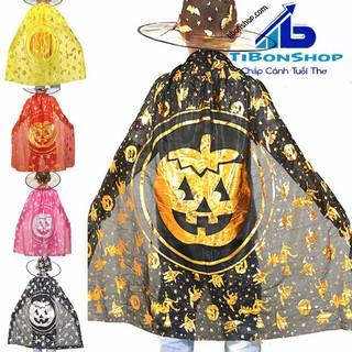 Trang Phục hóa Trang halloween -Áo Choàng Phù Thủy 01
