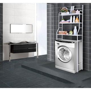 Kệ để đồ nhà tắm kệ máy giặt lồng đứng và kệ máy giặt lồng ngang để đồ đa năng tiết kiệm không gian, kệ để đồ thông minh