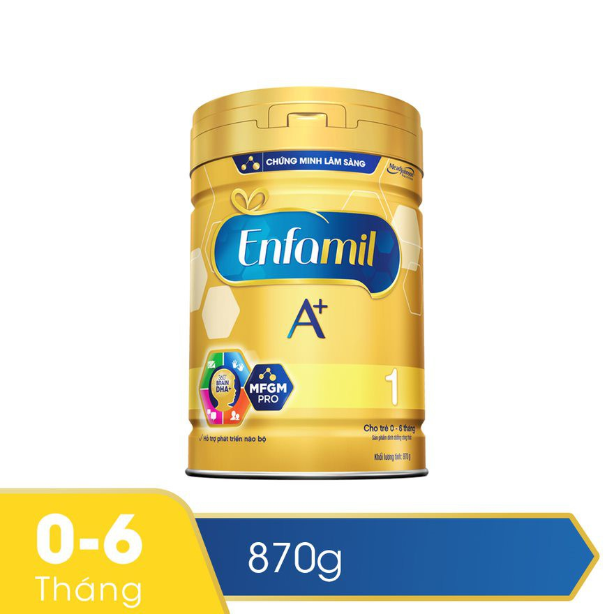 Sữa bột Enfamil A + 1 870g