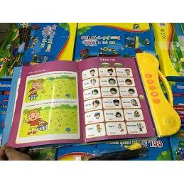 Sách Song Ngữ Cho Bé Học Tiếng Anh