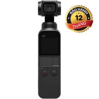 DJI Osmo Pocket - Máy quay phim bỏ túi - Chính hãng bảo hành 12 tháng thumbnail