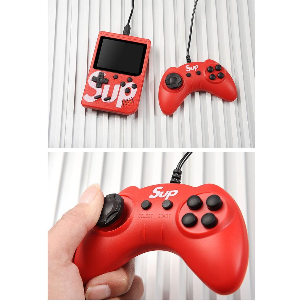 Máy chơi game SUP 400 game+tay cầm phụ+cáp tivi 3m