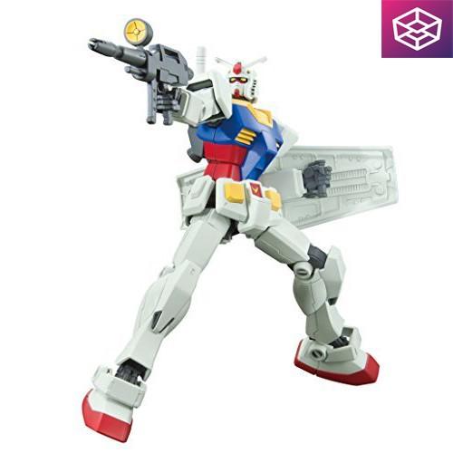 Mô Hình Lắp Ráp BANDAI High Grade RX-78-2 Gundam