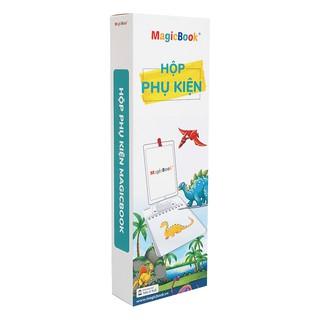 Magicbook – Đồ chơi phát triển trí tuệ trẻ em – Bộ Phụ Kiện