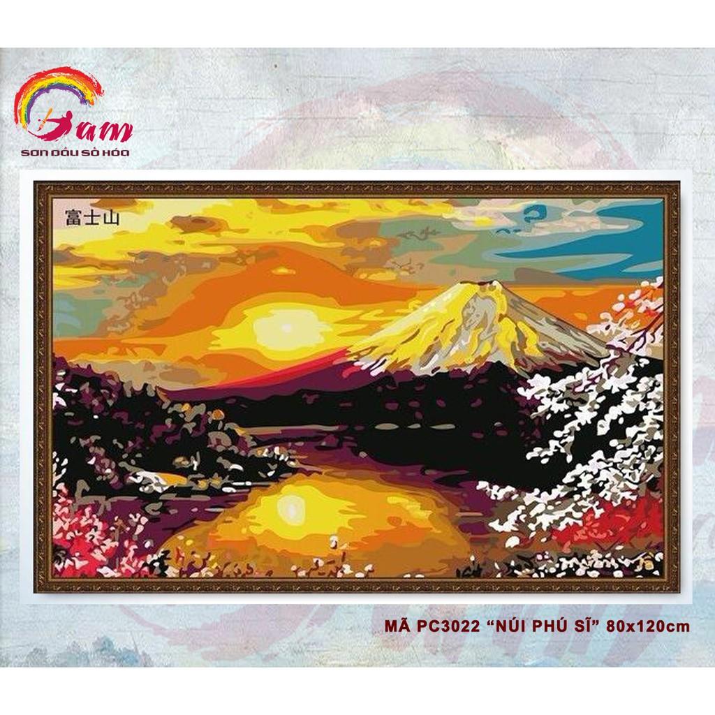 Tranh sơn dầu số hóa tự tô màu phong cảnh hiện đại - Mã PC3022 Núi Phú Sĩ - 3429572 , 1265975939 , 322_1265975939 , 348000 , Tranh-son-dau-so-hoa-tu-to-mau-phong-canh-hien-dai-Ma-PC3022-Nui-Phu-Si-322_1265975939 , shopee.vn , Tranh sơn dầu số hóa tự tô màu phong cảnh hiện đại - Mã PC3022 Núi Phú Sĩ