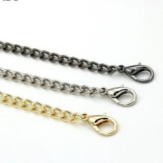 Dây xích bằng kim loại 100cm thay thế chuyên dụng cho túi xách ví cầm tay tiện dụng thumbnail