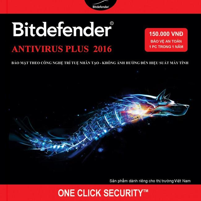 Phần mềm diệt virus Bitdefender Antivirus Plus 1PC/1Y - 311776409,322_311776409,89000,shopee.vn,Phan-mem-diet-virus-Bitdefender-Antivirus-Plus-1PC-1Y-322_311776409,Phần mềm diệt virus Bitdefender Antivirus Plus 1PC/1Y