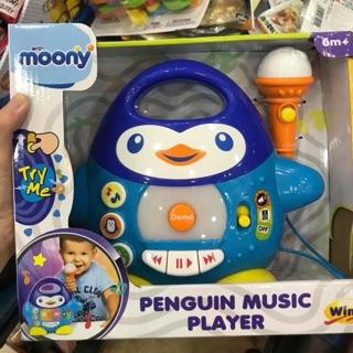 Chim cánh cụt Winfun đàn kèm mic