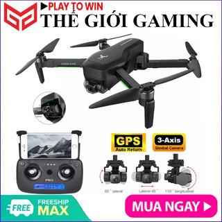 KÈM BALO – Flycam SG906 Pro 2 – Camera 4K Gimbal chống rung 3 Trục – BẢO HÀNH 3 THÁNG