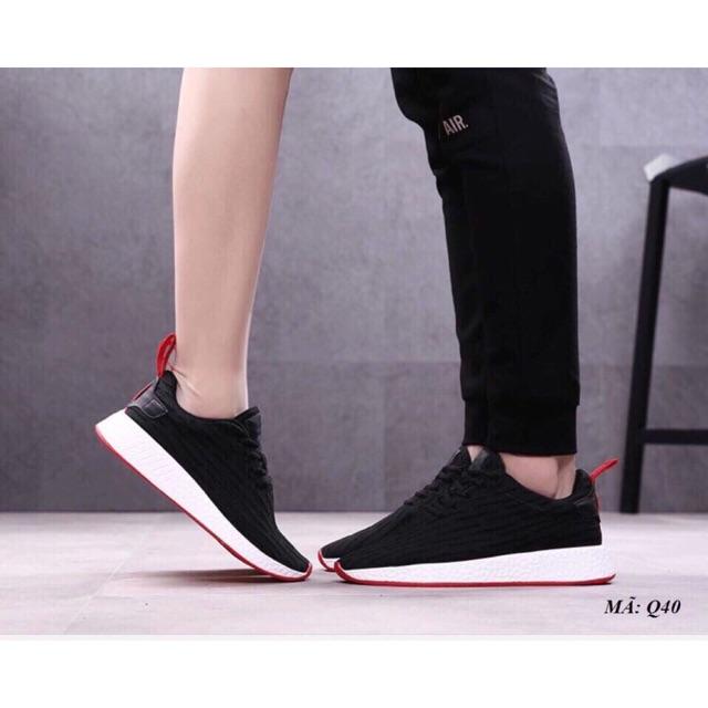Combo giày đôi adidas R2 nam-nữ/ hàng đẹp-full box