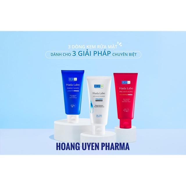 Sữa Rửa Mặt Hada Labo - Perfect White/ Advanced Nourish/ Pro Anti Aging