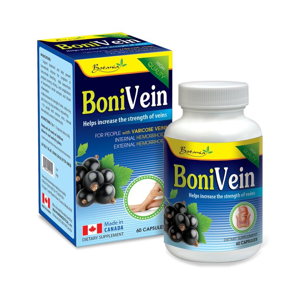 BoniVein Giúp hỗ trợ điều trị, phòng ngừa bệnh trĩ hộp 30 viên - 2579359 , 122458568 , 322_122458568 , 240000 , BoniVein-Giup-ho-tro-dieu-tri-phong-ngua-benh-tri-hop-30-vien-322_122458568 , shopee.vn , BoniVein Giúp hỗ trợ điều trị, phòng ngừa bệnh trĩ hộp 30 viên