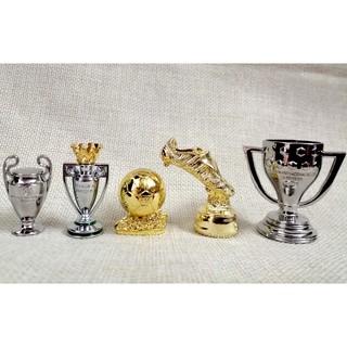 Mô hình kim loại đặc cup C1 Champion League, ngoại hạng Anh và Euro cup