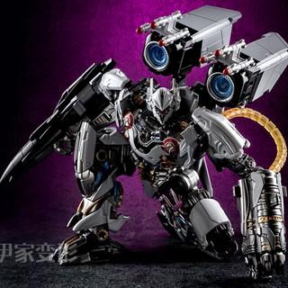 Mô hình Ares Nitrogen LS-01 Black Mamba Studio Series Transformers Oversize