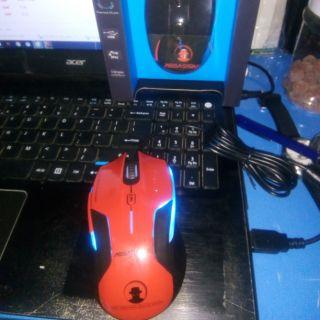 Chuột (mouse) quang có dây assassins n500w