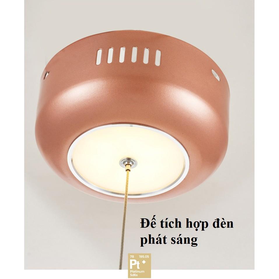 Đèn Thả Trang Trí Hera 108 Lá kiểu Dáng Hiện Đại - Trang Trí Căn Phòng - Tô Điểm Ngôi Nhà Của Bạn - Điều Khiển Từ Xa