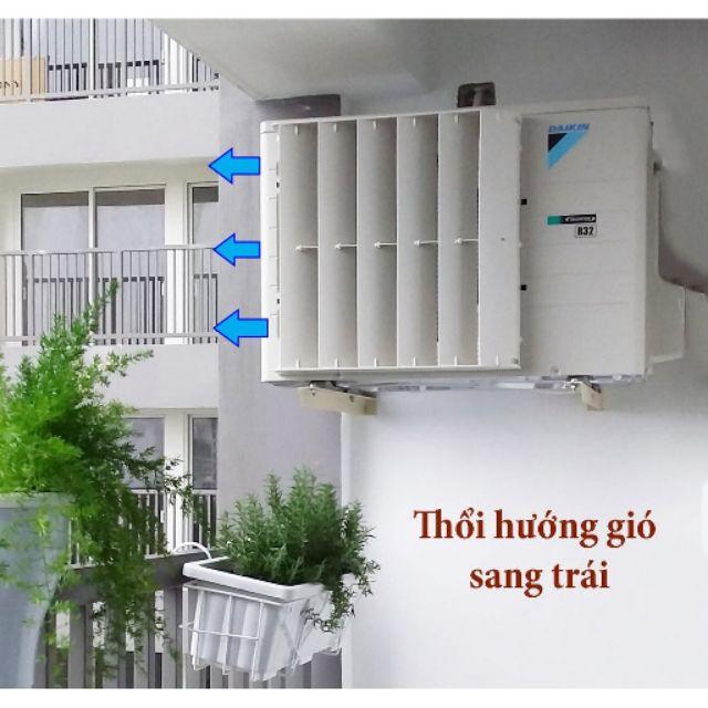 Mặt nạ (Louver) chuyển hướng gió cho dàn nóng máy lạnh | Shopee Việt Nam
