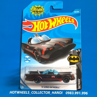 Xe Hot Wheels – TV Series Batmobile