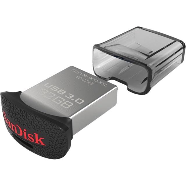 USB [3.0] 32GB CZ43 - 130MB/s