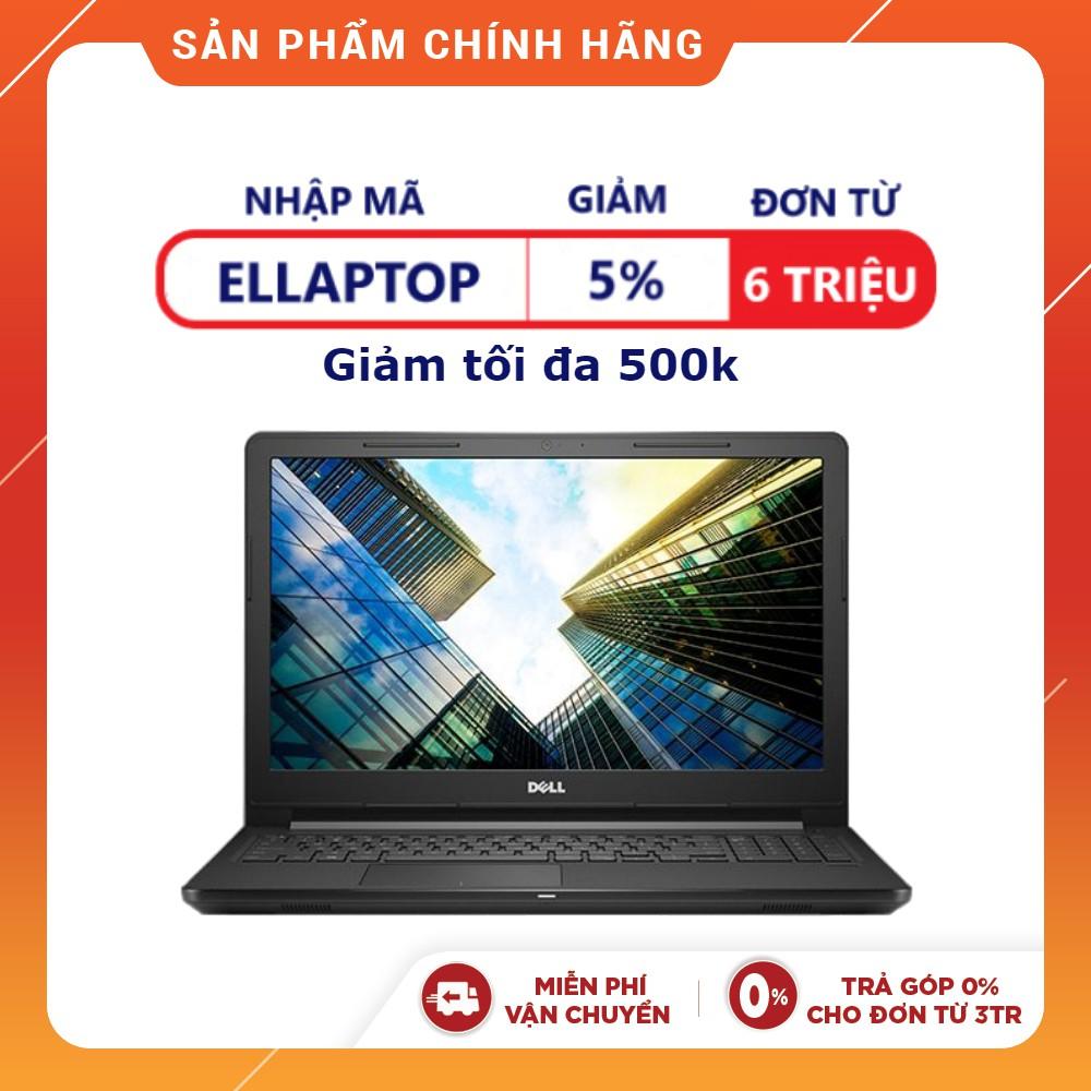 Laptop chính hãng Dell Vostro 15.6 Inch V3578 V3578A I5-8250U (Đen)