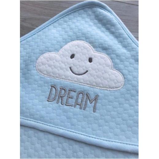 EMMAKIDS- Ủ choàng bebe comfort ủ quấn mang lại giấc ngủ ngon bé kích thước 70x90cm
