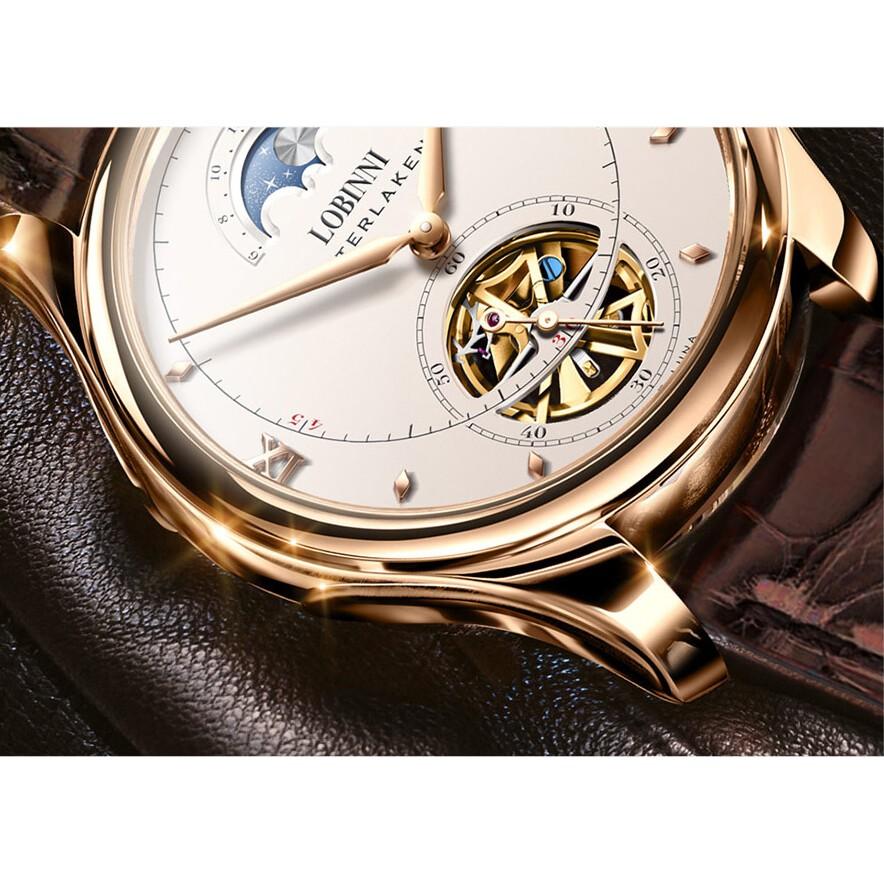 Đồng hồ nam chính hãng Lobinni No.13022-4