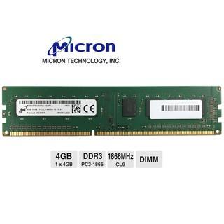 Ram Micron 4GB PC3L-14900 DDR3 bus 1866MHz thumbnail