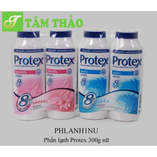 Phấn lạnh protex Thái Lan 300g - 3008596 , 190169228 , 322_190169228 , 55000 , Phan-lanh-protex-Thai-Lan-300g-322_190169228 , shopee.vn , Phấn lạnh protex Thái Lan 300g