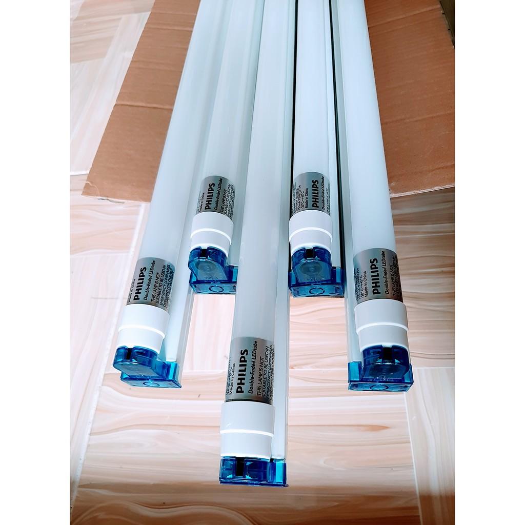 Bộ đèn led tuýp 1m2 1.2m PHILIPS ánh sáng trắng philip ( đặt mua từ 2 sp )